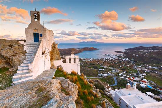 האי היווני סריפוס / צילום: שאטרסטוק