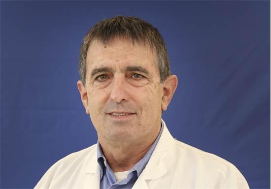 """ד""""ר אמיר און, מנהל מכון הריאות בבית החולים שיבא  / צילום: יח""""צ"""