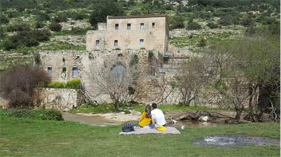טחנת הנזירים בנחל ציפורי- מסלול לכל אחד / צילום: ארז דגן