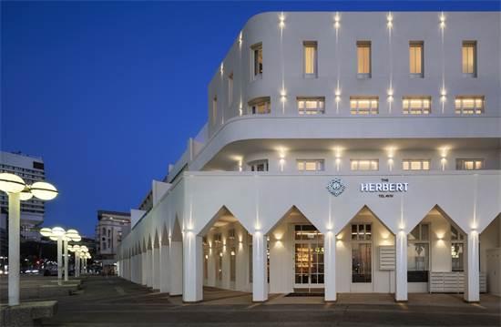 מלון הרברט תל אביב / צילום: אסף פינצ'וק