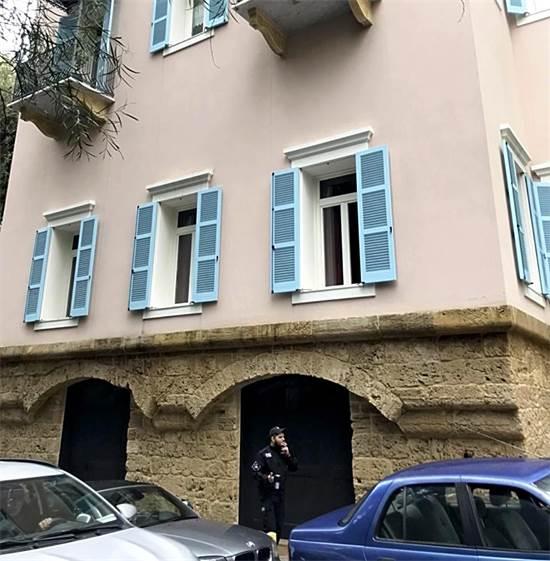 ביתו של קרלוס גוהן בלבנון / צילום: Hiromi Uechi, רויטרס