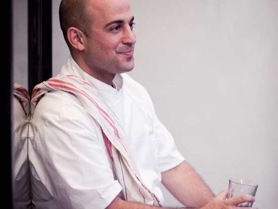 שף מאיר אדוני / צילום: דן פרץ