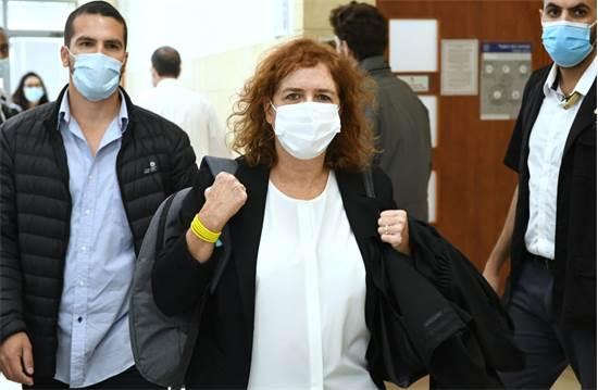 """עו""""ד ליאת בן-ארי שווקי בבית המשפט / צילום: רפי קוץ"""