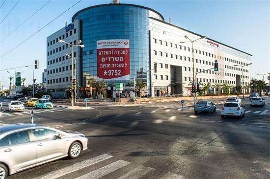 פרויקט My Office באשדוד / צילום: יוסף כהן ג'וזף