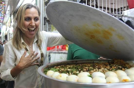 קרני בשוק בסינגפור, בימים טובים יותר  / צילום: wok'n'stroll