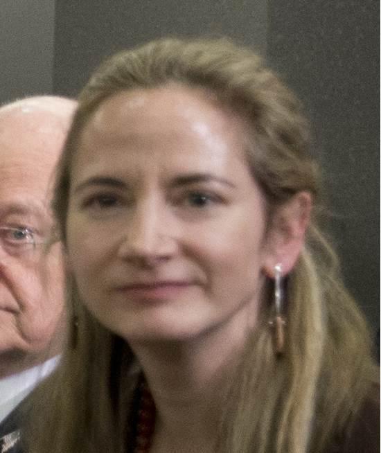 אבריל היינס. ראשת המודיעין הלאומי הראשונה צילום AP