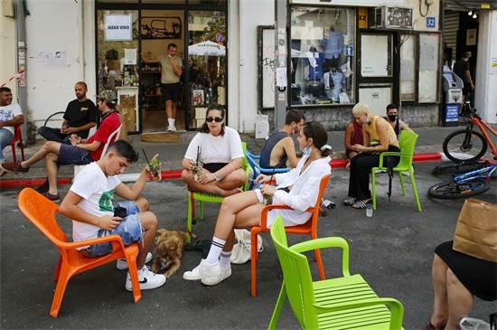 מדרחוב לוינסקי בתל אביב / צילום: גיא יחיאלי