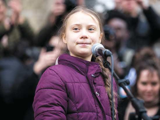 גרטה תונברג / צילום: GettyImages