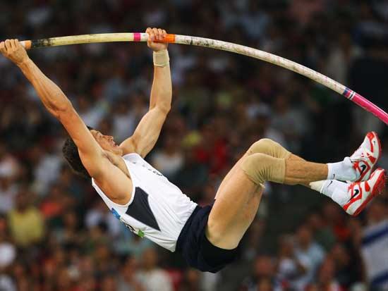 קופץ המוט אלכס אברבוך / צילום: GettyImages