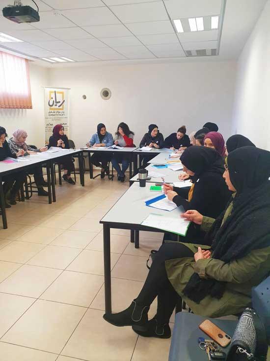 סטודנטיות ערביות/ צילום: : מיאדה חיאדרה, אלפנאר