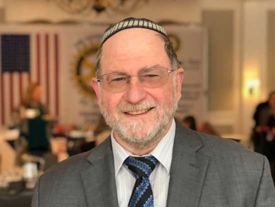הרב דיוויד פרנקל / צילום: טל שניידר