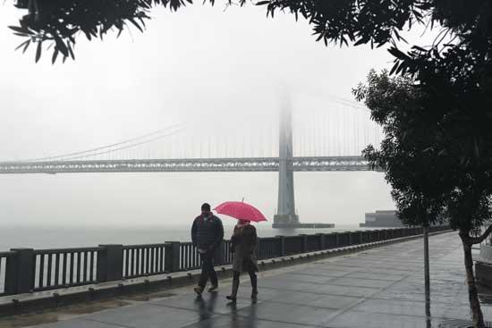 הומלס ברחובות סן פרנסיסקו./צילום: רויטרס, Robert Galbraith