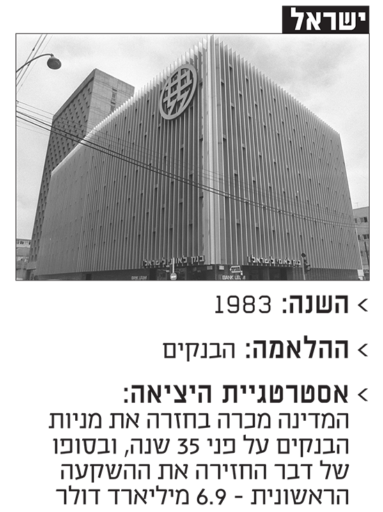 """הבנקים בישראל / צילום: סער יעקב, לע""""מ"""