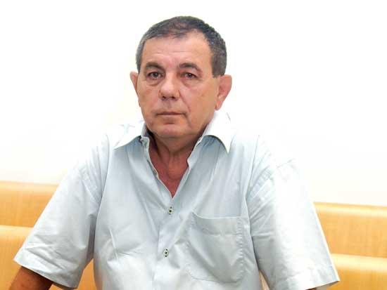 """אשר כהן ז""""ל / צילום: פאול אורלייב"""