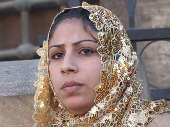אישה בשוק / צילום: גליה גוטמן