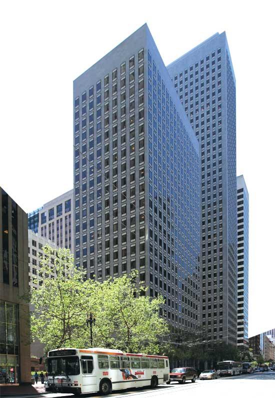 מגדלי המשרדים בסן פרנסיסקו. / צילום: יחצ
