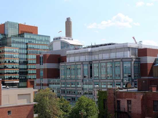 בית חולים דנה פרבר בבוסטון / צילום: Shutterstock | א.ס.א.פ קריאייטיב