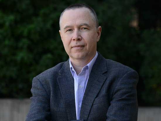 """ד""""ר דיוויד וילסון/  צילום: איל יצהר"""