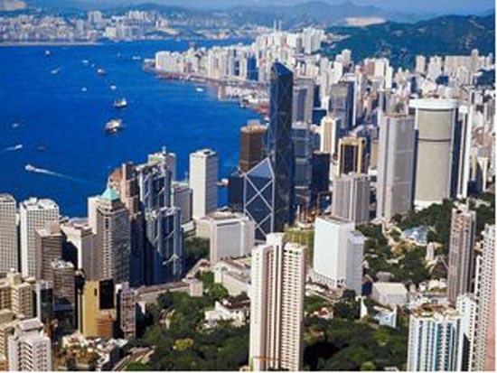 הונג קונג, עושר / צלם רויטרס