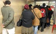 לשכת העבודה שרות התעסוקה אבטלה מובטלים עבודה