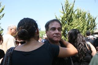 הלווית דודו טופז / צלם: עינת לברון