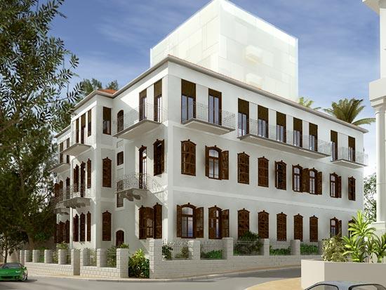 מלון הראשון של תל אביב, בלילינבלום 9
