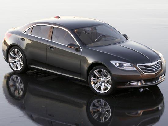 קרייזלר Chrysler-300C-FUTURE