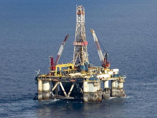 קידוח תמר נפט