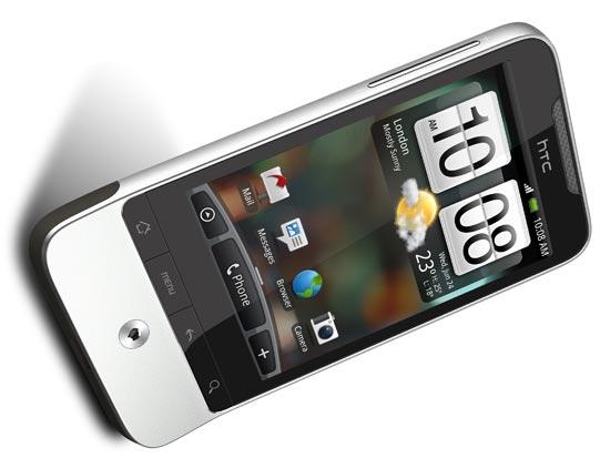 HTC LEGEND / צלם יחצ