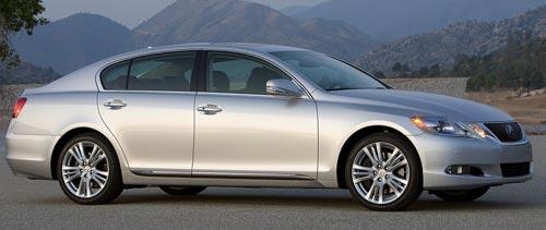 לקססוס 450 Lexus-GS