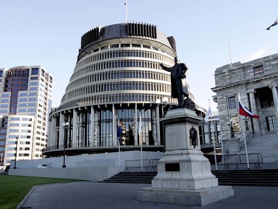 ניו זילנד, עושר / צלם רויטרס