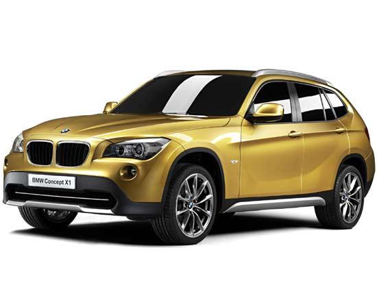 רכב ב.מ.וו X1 BMW-X1