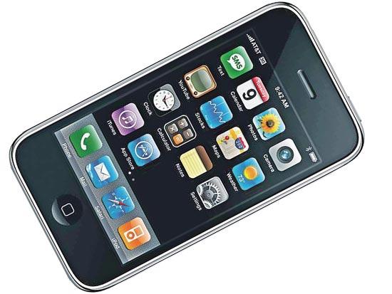 אפל איפון 3GS / צלם יחצ