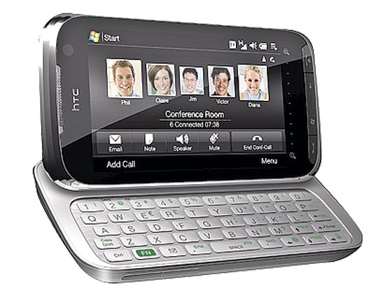 HTC - Touch pro 2 / צלם יחצ