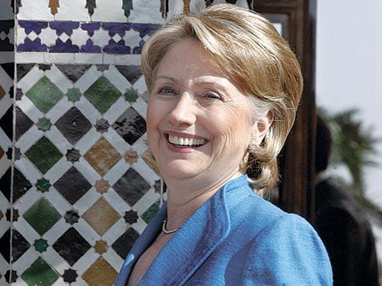 הילארי קלינטון, מזכירת המדינה ארה``ב / צלם רויטרס