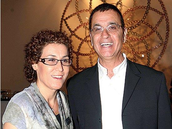 יורם גבאי ורבקה אלגריסי / צלם סיון פרג'