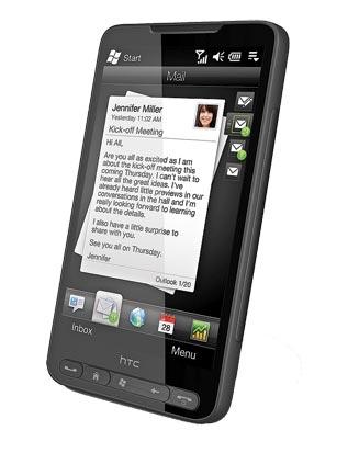 HTC, דגם HD2