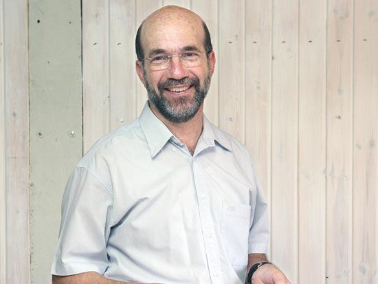 דני בלונדהיים, מומחה לניהול זמן / צלם עינת לברון