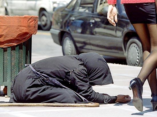 יוון, עוני / צלם רויטרס