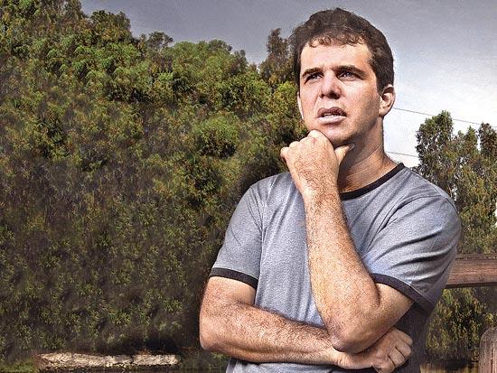 מאיר ברנד, מנהל גוגל ישראל / צלם קובי קלמנוביץ