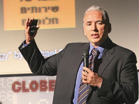דוד אבנר, מנכ