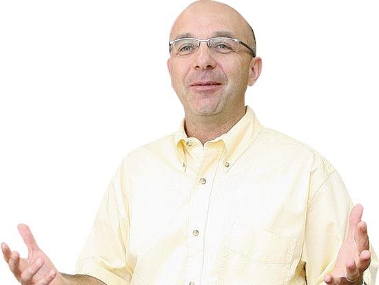 ארז בנוביץ', מנכ