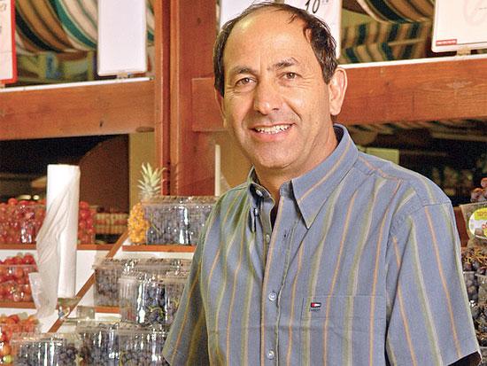 רמי לוי, מייסד רשת