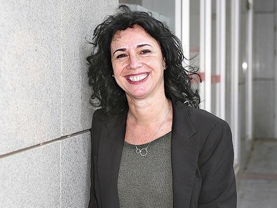 רונית עמיעז, מנהלת משאבי אנוש כרמל ונצ'רס / צלם עינת לברון