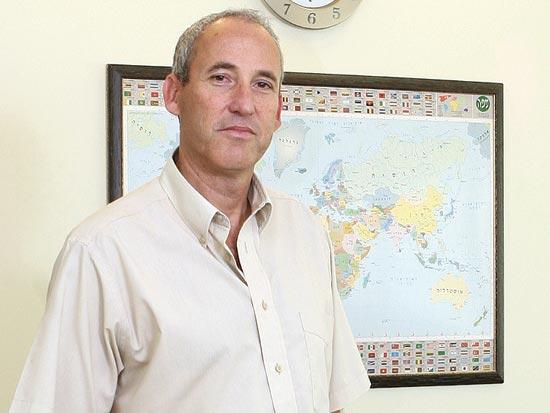 מוטי קרן, מנכ
