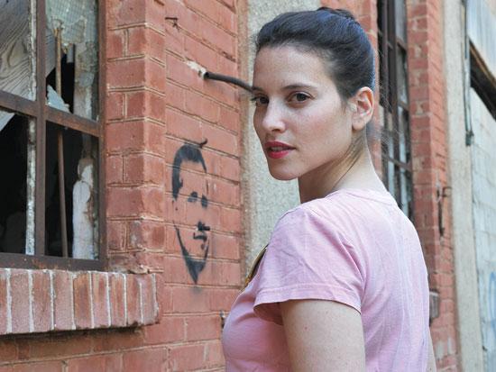 רננה רז, רקדנית כוריאוגרפית ושחקנית / צלם תמר מצפי