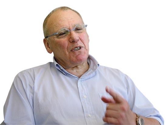 יעקב שיינין, מנכ``ל מודלים כלכליים / צלם עינת לברון