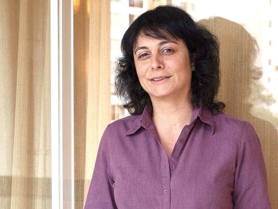 אפרת דגן, מנהלת גיוס גוגל ישראל / צלם עינת לברון