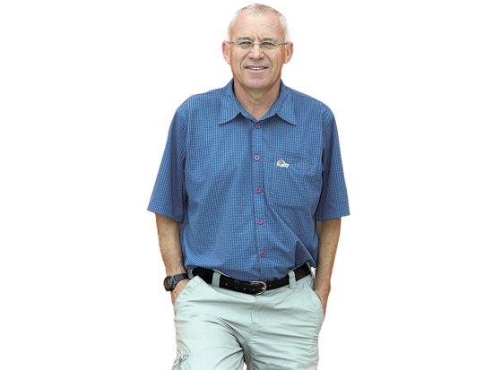 עמוס רבין, מנכל איגוד התעשייה הקיבוצית / צלם עינת לברון