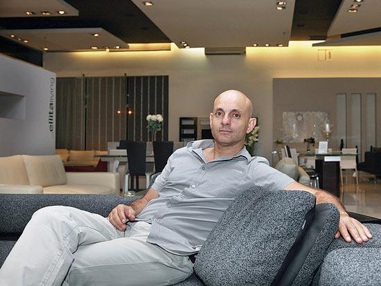 יגאל סייג, ellita living / צלם עינת לברון